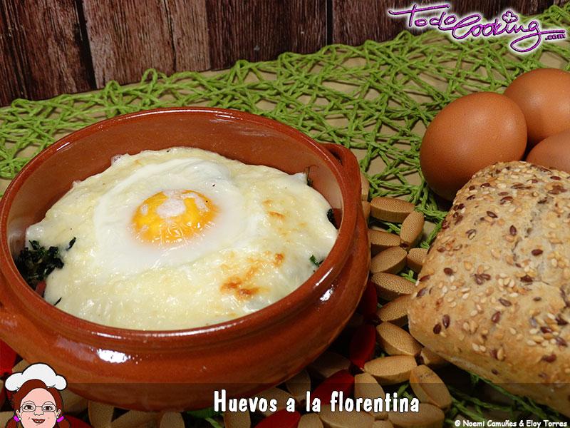 Huevos Florentina