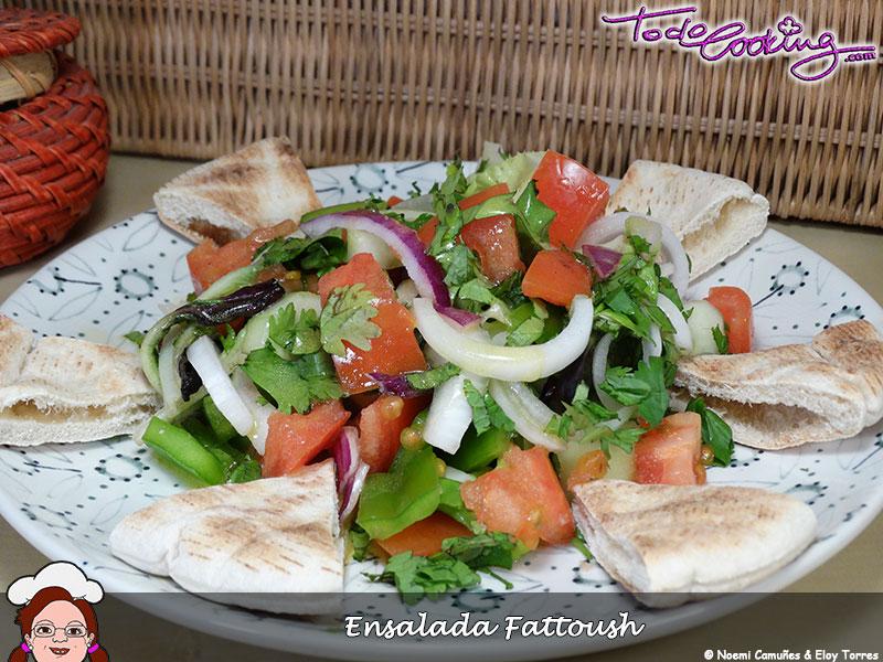 Ensalada Fattoush