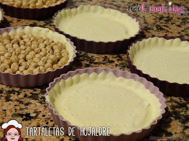Tartaletas-Hojaldre
