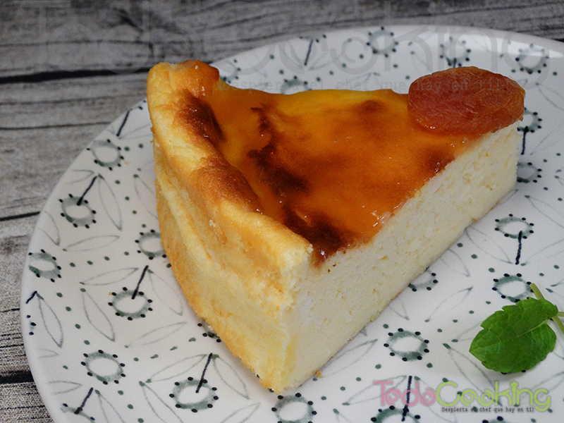 Pastel de Yogur Turco