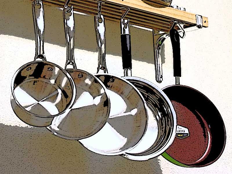 Algunos utensilios b sicos que no pueden faltar en tu cocina for Sartenes profesionales cocina