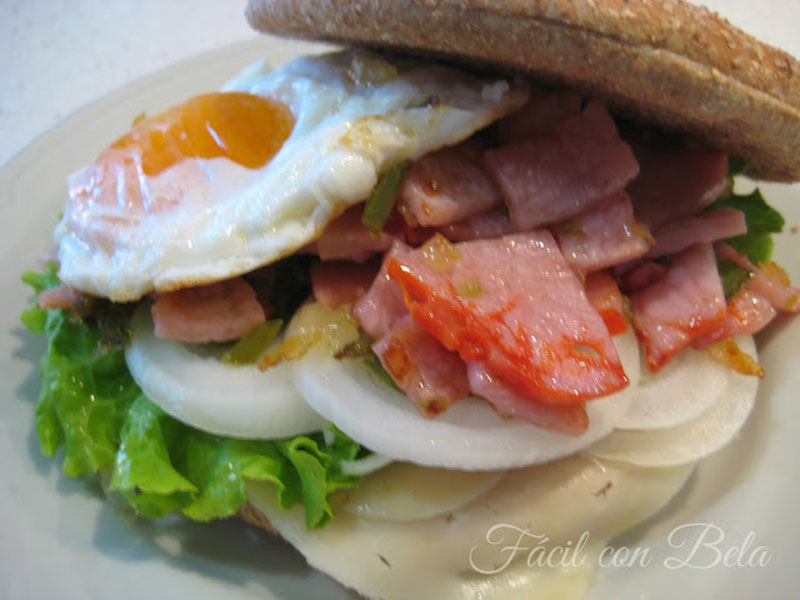 ##Sandwich-Lomo-100%-Integral