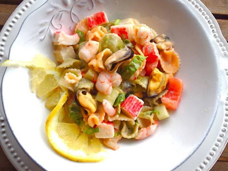 ##Ensalada-de-pasta-y-marisco