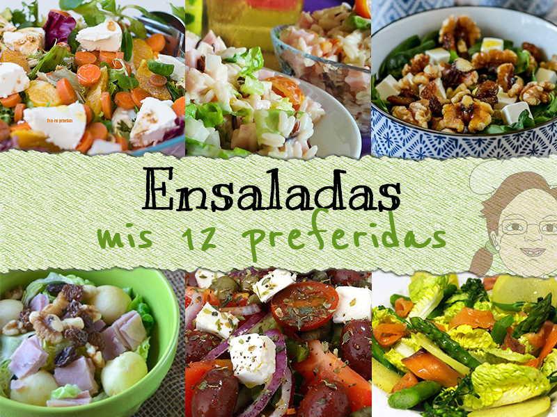 ensaladas_mis 12 preferidas