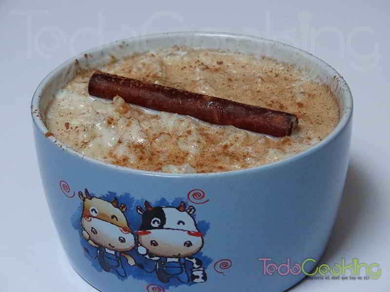arroz con leche supercremoso