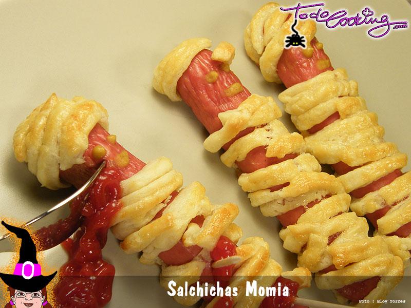 Salchichas Momia
