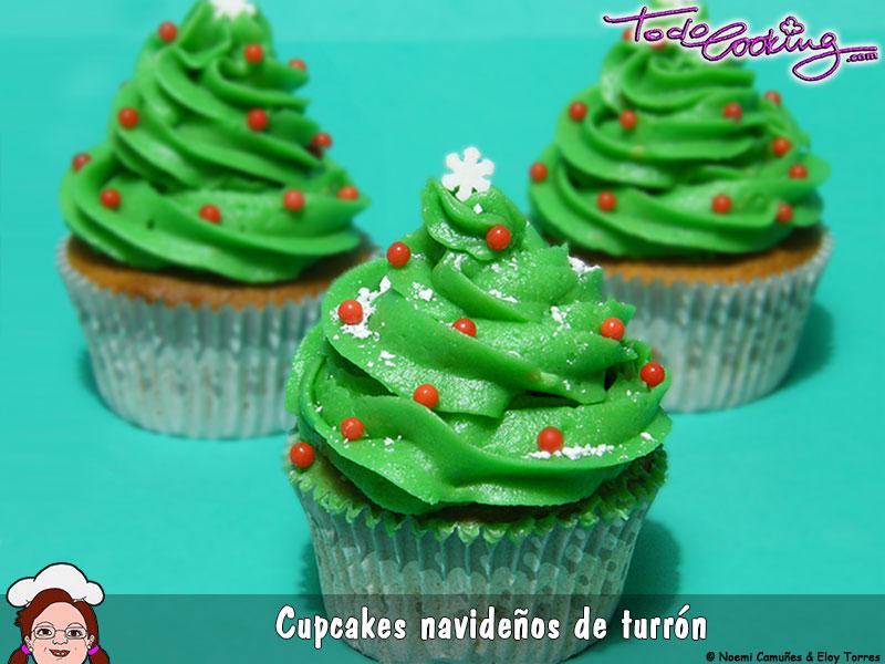 Cupcakes De Turron Una Forma Diferente De Comerlo En Navidad