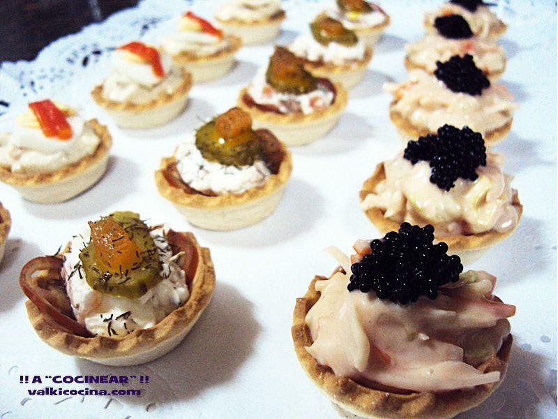 ##Mini tartaletas de aperitivo