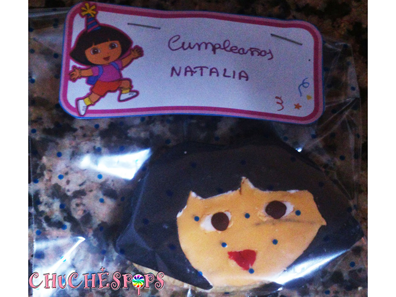 Galleta Dora Exploradora