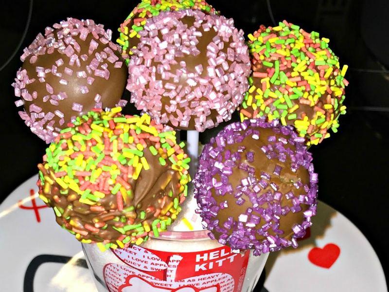 ##Cakepops super fáciles