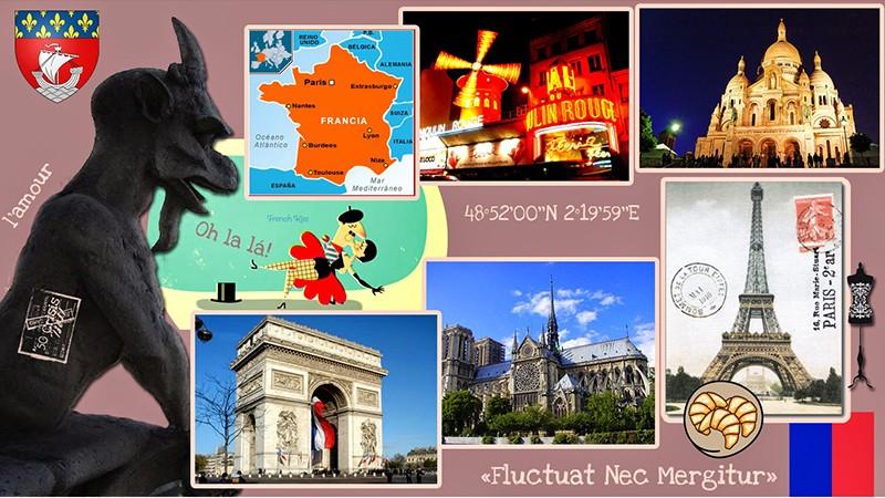 Mini Guía de París
