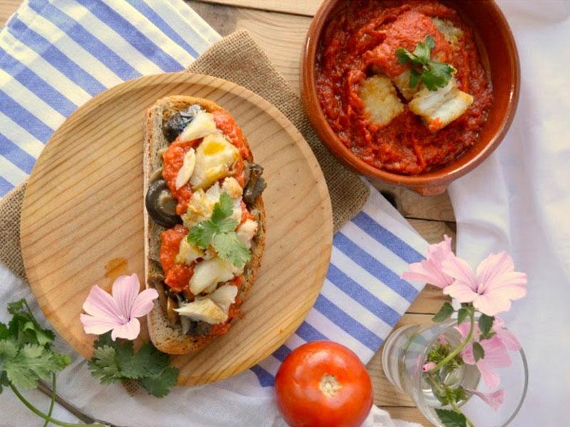 Bacalao con tomate recetas para un menú de semana santa