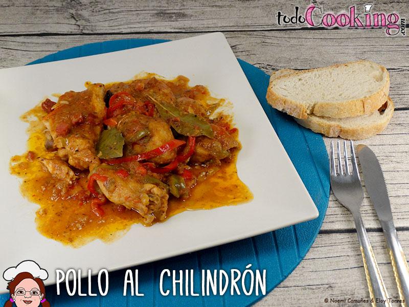 Pollo al chilindrón recetas fáciles de pollo