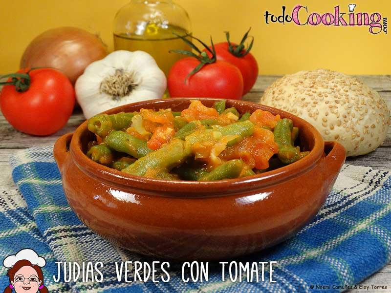 Judias-verdes-tomate-1 recetas detox