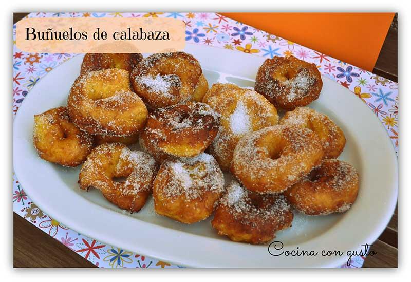 buñuelos-calabaza