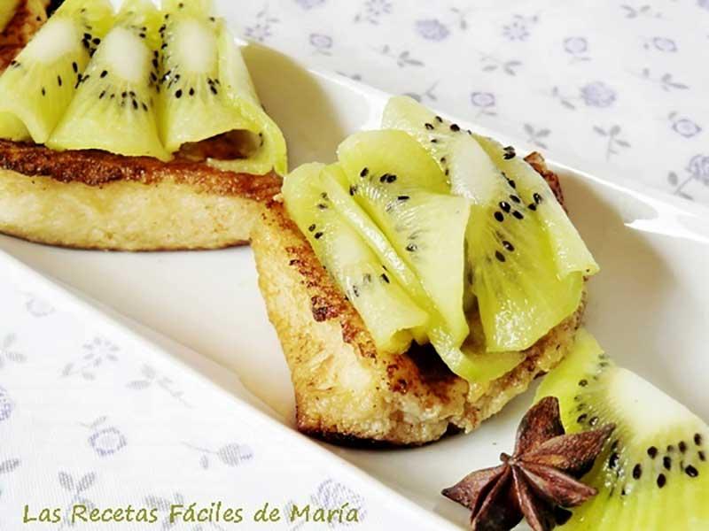 torrijas-kiwi