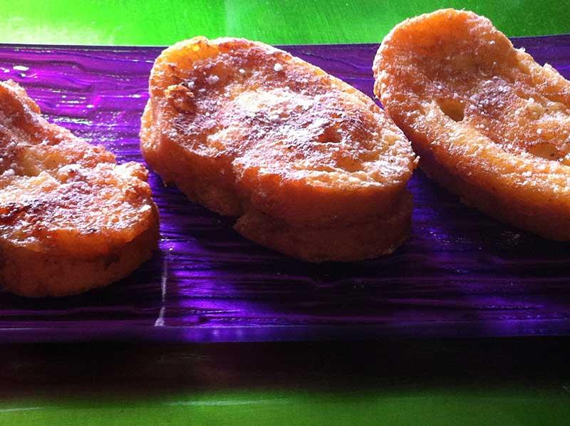 torrijas-manzana