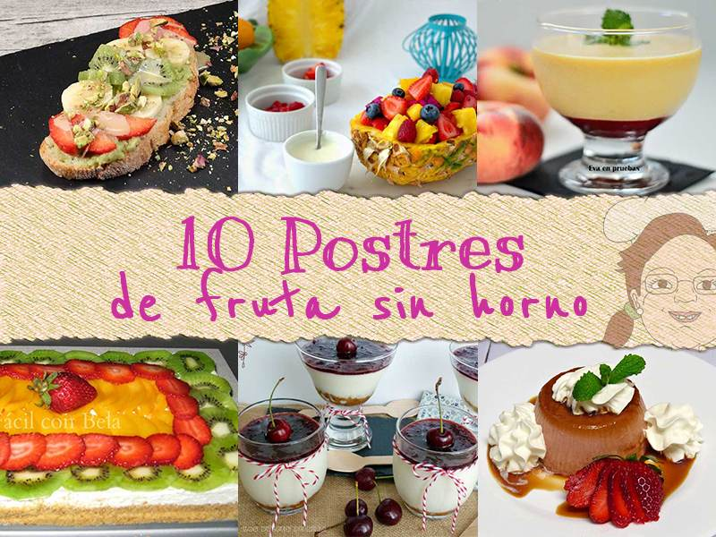 10-postres-de-fruta-sin-horno