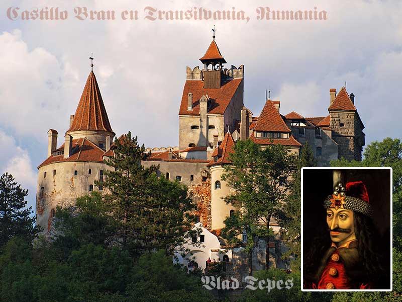 Castillo-Bran-Transilvania