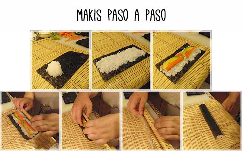 Sushi---Paso-a-Paso---Maki-sushi