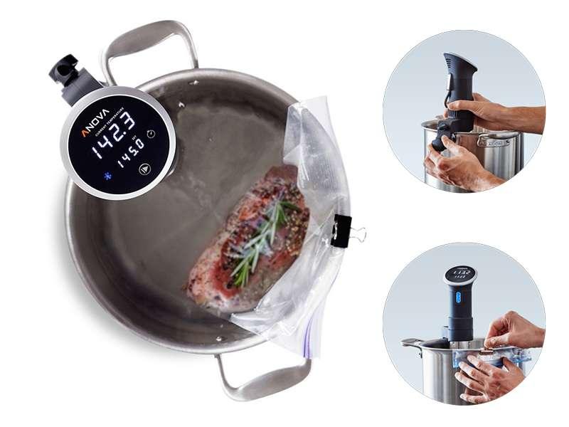 Anova Presicion Cooking - tecnología en la cocina
