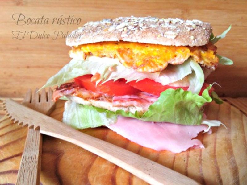 ##Bocata-Rustico sándwiches y bocadillos