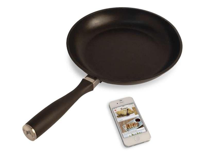 Sarten Pantelillent - tecnología en la cocina