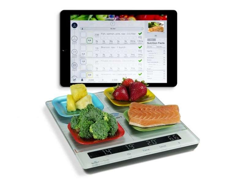 Smart Diet Scale - tecnología en la cocina