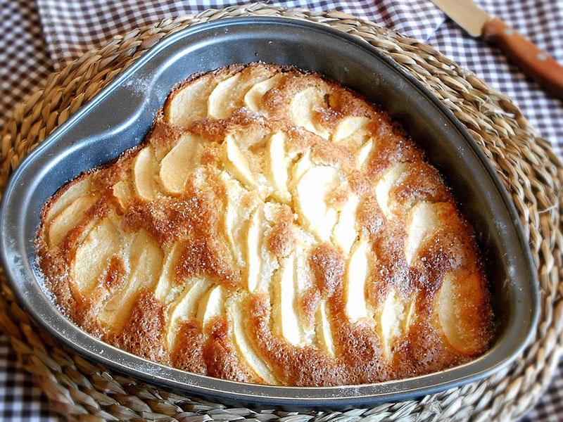 ##Tarta-de-Manzana-#singluten recetas dulces sin gluten