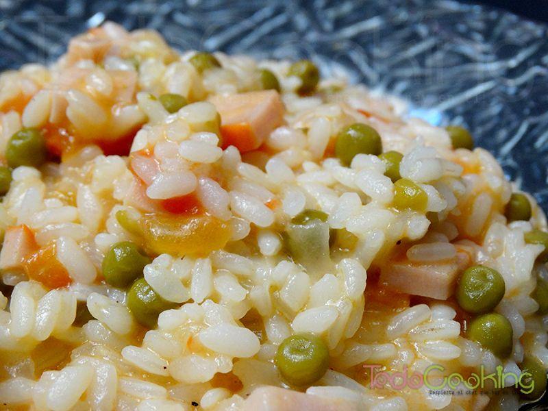 Recetas de cocina arroz a la milanesa